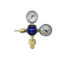 Harris 601 CO2 Regulator with 6mm Barb