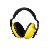 BossSafe Earmuff 25DB Caps w/head cushion