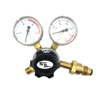 Harris 801 Oxygen Side Entry Regulator – 0 to 1000 KPA