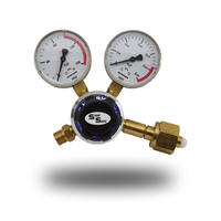 Harris 801 Nitrogen Regulator 0 to 1000 KPA