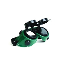 Shade 5 Oxy Welding Goggles Flip Front