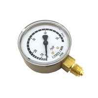 Harris Flow Gauge 0-50lpm to suit 800 Series Regulators