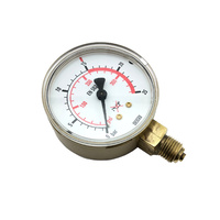Harris 15BAR / 215PSI Gauge to suit 800 Series Regulators