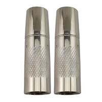 Kemppi Style MIG Gas Conical Nozzle / Shroud 14mm - 2 Pack