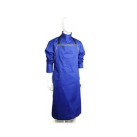 Royal Blue Proban Welding Apron