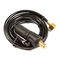 Welding TIG Torch power Cable Adaptor 5/8 UNF Dinse 35-50