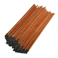 20kg Mega Pack DC Gouging Carbons - 6.5mm x 1100 Rods