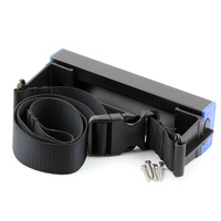 Square Bottle Holder Restraint 200mm Track | 900mm Strap