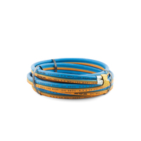 5 Meter Oxy / LPG  5mm Twin Hose with fittings