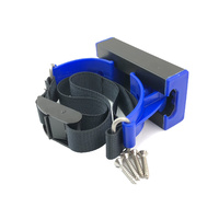 C Size Gas Bottle Holder Restraint 100mm Track | 400mm Strap