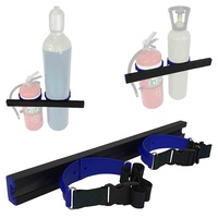 Gas Bottle Holder Restraint 600mm Track | 2x 600mm Strap