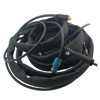10m Power & Gas Cable Assembly for 250A SWF Machine - KUMJR250SWF
