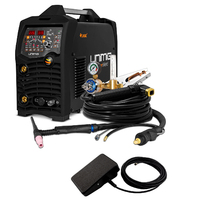 UNIMIG Razor 320 AMP 3 Phase ACDC TIG Welder + Foot Control Package