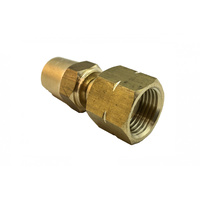 1 x LP240 Hose Connector Left Hand (Fuel) - 5mm Hose