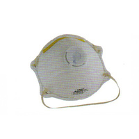 P1 Disposable Dust Masks with Valve -  - On Site Safety - Box of 10