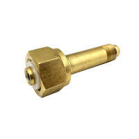 Harris Type 30 Co2 Stem and Nut - Parallel Thread