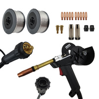 8m Spool Gun Value Pack - 240 Amp to suit CIGWELD MIG Machines - W4011250