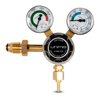 Unimig Oxygen Regulator / Flow meter - 1000KPA