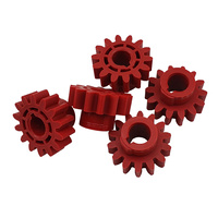 5 Pack of Drive Roller Gear Kemppi MIG D28 Gear 28mm Plastic