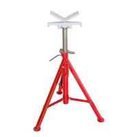 Folding Welding Pipe Stand - SWL 1200kg