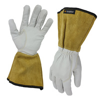 TEGERA 126A Swedish TIG Gloves - Goat Skin - Size XL