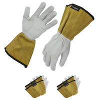 TEGERA 126A Swedish TIG Gloves - Goat Skin - Size XXL - 2 Pack
