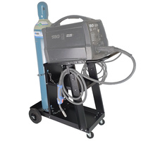 UNIMIG Welder Trolley / Cart - To suit MIG | TIG Welders