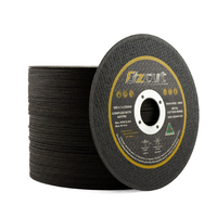 "COBRA 5"" x 1mm Cutting Disc - 10 Pack - Steel Cut-Off Wheel 125mm"
