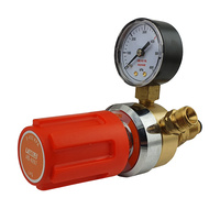 LPG Regulator Gas Flow meter - Heating / Welding 0 - 400 KPA