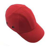 Dodge Bump Cap - 70mm Peak - Red - Head Protection Hard Hat