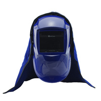 Weldclass Helmet Hood with Self-Stick Hook & Loop - Welders Snood