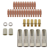 0.9mm Kemppi MiniArc MIG Consumable Kit - 39 Piece Value Pack