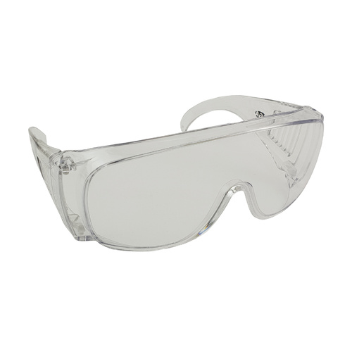 Over Spec Safety Glasses Alpha - 1 Each - Clear Lens