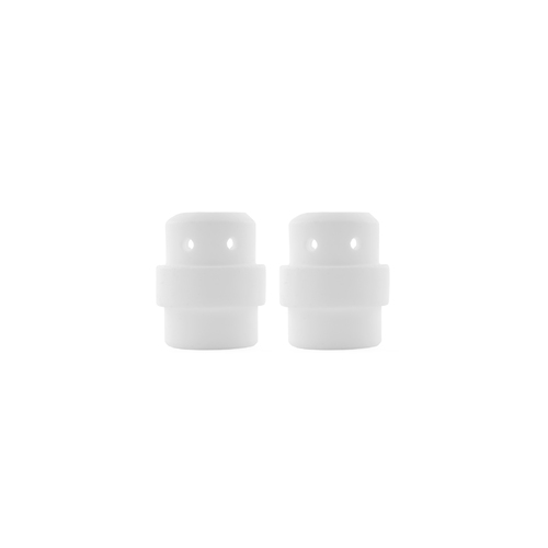 Binzel Style MIG Gas Diffuser - MB24 - White Ceramic - 2 Pack